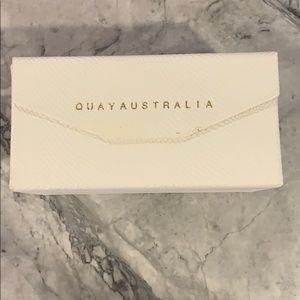 Quay Australia Sunglass case